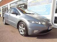 Honda Civic 1.8i-VTEC ES Full S/H 1 former keeper Pan Roof P/X Swap