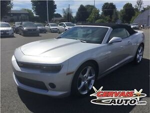 Chevrolet Camaro LT RS Convertible Cuir A/C MAGS 2015