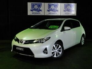 2012 Toyota Corolla ZRE182R Ascent Sport White 6 Speed Manual Hatchback Albion Park Rail Shellharbour Area Preview