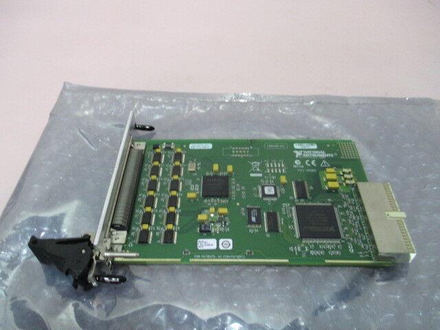 National Instruments NI PXI-6509, UL94V-0, Industrial Digital I/O. 416128