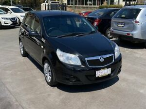 2008 Holden Barina TK MY09 Black 5 Speed Manual Hatchback Brendale Pine Rivers Area Preview