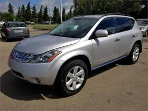 2007 Nissan Murano,*** AWD *** One Owner *** No Accidents ***
