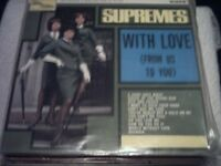 Vinyl LP The Supremes With Love From Us To You Motown Mono TML 11002