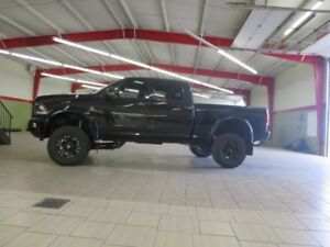 2014 Ram 2500 Laramie 4x4 Lifted Diesel 2 To Choose From