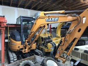 Case CX36b mini excavator for sale - like new 38hrs only