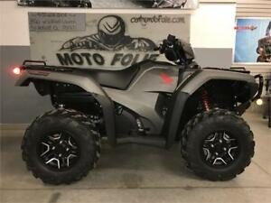 HONDA RUBICON DELUXE DCT 500 2018 (USAGE)