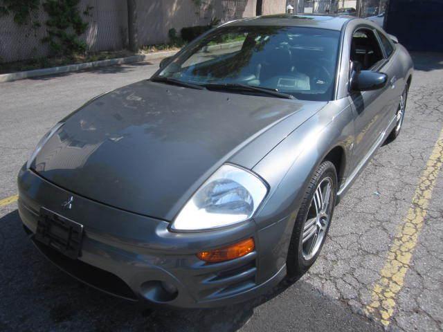 Imagen 1 de Mitsubishi Eclipse silver