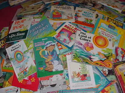 Lot of 20 Story Time Books for Kids Toddlers Daycare Child M