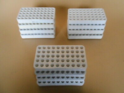 Used Nalgene Cryogenic Vial Racks 5030-0510 Fits 11.21.51.82.05.0 Vials
