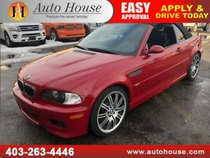 2002 BMW M3 CONVERTIBLE LOW LOW KMS
