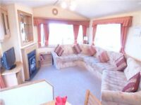 Sited static caravan for sale - Isle of Wight