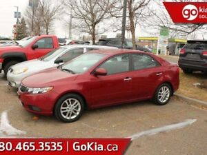 2012 Kia Forte EX; WOW! LOW KMS! GREAT CAR! HEATED SEATS, AIR CO