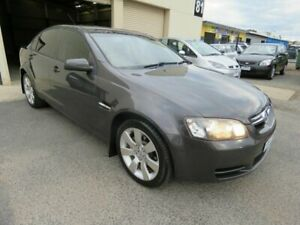 2007 Holden Commodore VE MY08 Lumina Grey 4 Speed Automatic Sedan Werribee Wyndham Area Preview