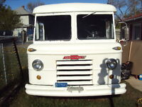 1962 Chevrolet P2 Milk Truck 235ci 4 speed 10,000 GVW