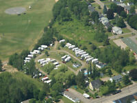Ochard Queen Motel & RV Park  One Seasonal Site Available Now