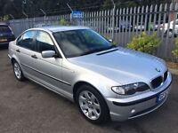 BMW 3 Series 318i SE 5 DOOR SALOON (silver) 2003