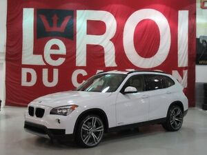 BMW X1 xDrive28i TOIT PANORAMIQUE 2014