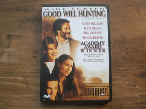GOOD WILL HUNTING (1998) Widescreen DVD