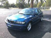 2003 BMW 320i E46 Blue 5 Speed Sports Automatic Sedan Cabramatta Fairfield Area Preview