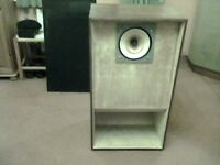 lowther horn speakers
