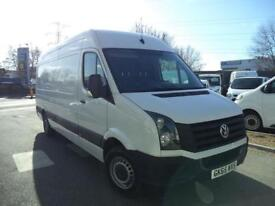 Volkswagen Crafter LWB CR35 DIESEL 2.0TDI 136PS HIGH ROOF VAN EURO 5 (2015)