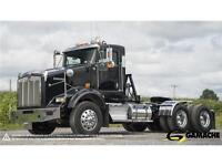 KENWORTH T-800 DAY CAB