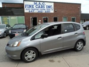 2009 Honda Fit DX-A - CERTIFIED