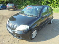 Citroen C3 1.4 SX (black) 2005