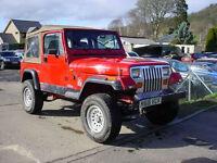 Jeep Wrangler 2.5 manual ( 1993 )
