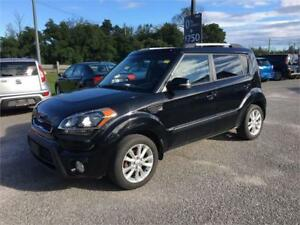 2012 KIA SOUL 2U**NO ACCIDENTS**BLUETOOTH & MORE! 2U
