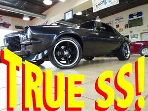 MUST-SEE-1971-Chevrolet-Camaro-TRUE-SS-4-SPEED-RESTOMOD-375HP-70-72