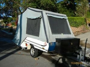 Cub Kamparoo Camper Trailer (Sold pending pick up)
