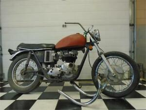 1972 Triumph T120V Project / Restoration