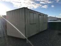 20' x 8' Anti Vandal Canteen/Office
