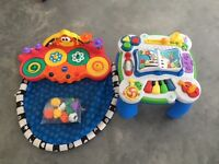 LEAP FROG MUSICAL TABLE