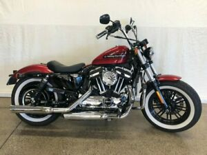 2019 Harley-Davidson XL1200XS Forty-Eight Special Auburn Auburn Area Preview