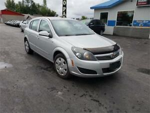 2008 Saturn Astra hatch panoramic roof safetied 140k