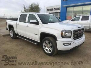 2018 GMC Sierra SLE 1500 4WD  Elevation Edition