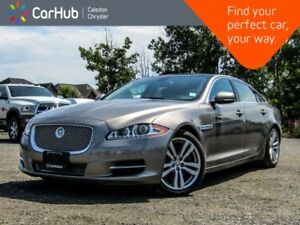 2011 Jaguar XJ XJL|Navi|Pano Sunroof|Backup Cam|Blind Spot|Leath