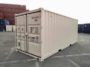 BRAND NEW 20ft STORAGE CONTAINER FOR RENT!!!