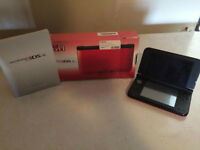 Mint Condition Red 3DS