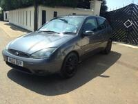 2002 Ford Focus ST 170 bhp