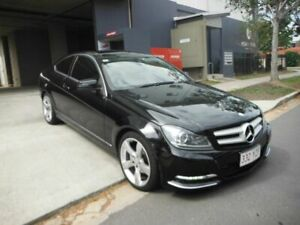 2012 Mercedes-Benz C250 Black 7 Speed Automatic Coupe Kedron Brisbane North East Preview
