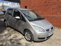 Mitsubishi Colt 1.5 DI-D Equippe 5dr ONLY £30 A YEAR ROAD TAX