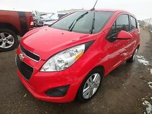 2013 CHEVROLET SPARK LT AUTO LOAD 61K-100% APPROVED FINANCING