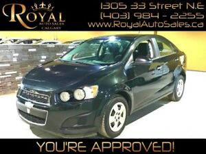 2014 Chevrolet Sonic LT HEATED SEATS, REMOTE START, BLUETOOTH