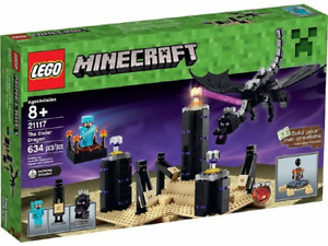 LEGO Minecraft 21117 Ender Dragon - 100% Complete