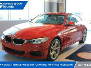 2014 BMW 4 Series ALL WHEEL DRIVE COUPE LOADED
