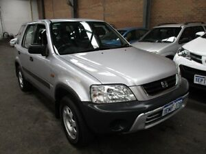 2001 Honda CR-V (4x4) Silver 4 Speed Automatic 4x4 Wagon West Perth Perth City Area Preview