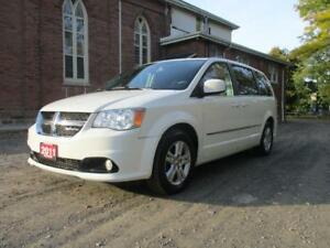 2011 Dodge Grand Caravan Crew Navigation -SOLD!